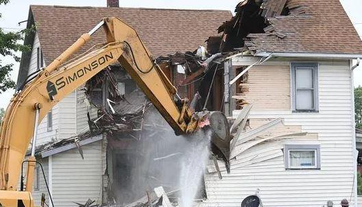 The Ashland County Death House is Demolished