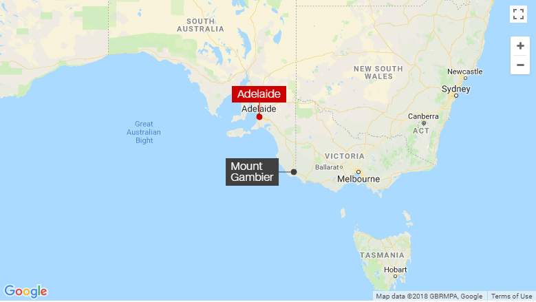 Australia Murders Map