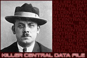 Data File: Fritz Haarmann
