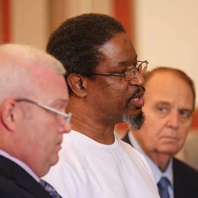Anthony Kirkland During Sentencing
