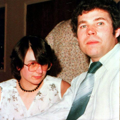Rose & Fred West